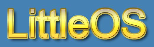 LittleOS logo created with The Gimp (www.gimp.org)